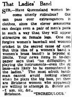 19340307_CourierMail_Letter_Brisbane-Lady-Band